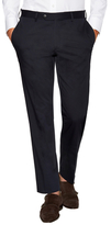 Lubiam Solid Button Trousers