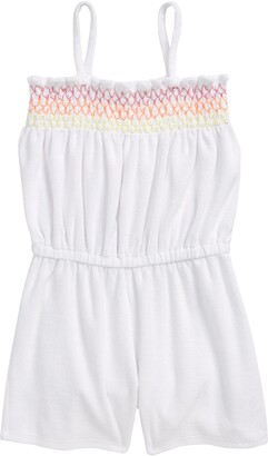 Tucker + Tate Summer Fun Cover-Up Romper