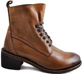 Gee WaWa Tan Jacee Leather Boot