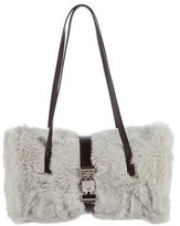 Sonia Rykiel Fur Shoulder Bag