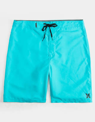 Hurley One And Only Teal Blue Mens Boardshorts
