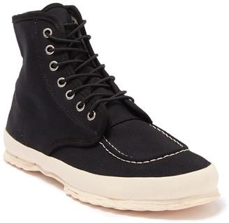 Vulcanizer Moc Toe Boot