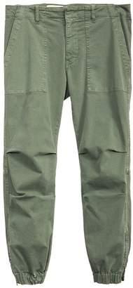 Nili Lotan Cropped Military Pant in Camo