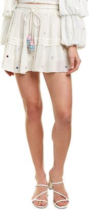 Rococo Sand Gauze Skirt
