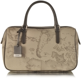 Alviero Martini 1a Prima Classe - Geo Printed Medium 'New Basic' Satchel Bag