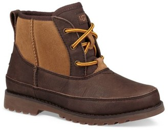 UGG Baby's, Toddler's & Boy's Bradley Suede & Leather Boots