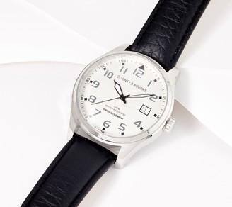Dooney & Bourke Leather Band Porter Watch
