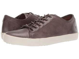 Frye Brett Low (Slate Antique Tumbled Veg Tan) Men's Lace up casual Shoes