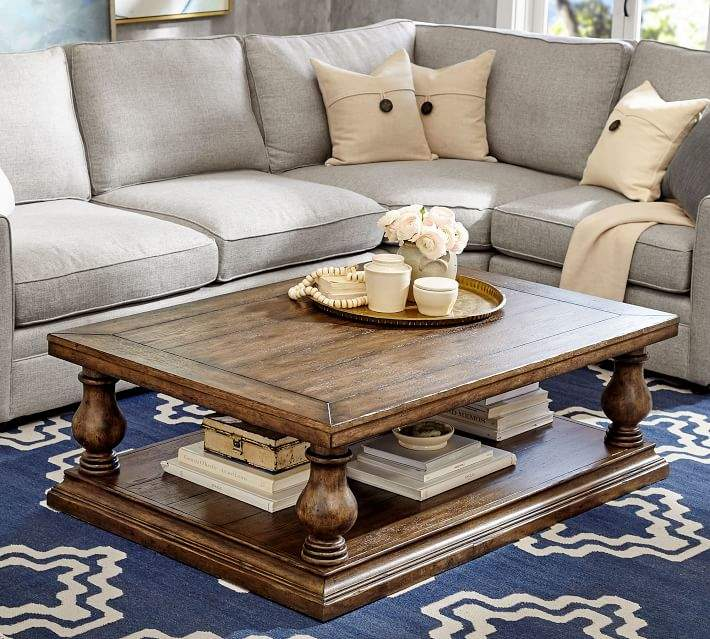 Miraculous Used Pottery Barn Coffee Tables Furniture Shopstyle Beatyapartments Chair Design Images Beatyapartmentscom