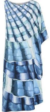 Mara Hoffman Printed Stretch-Modal Dress