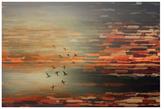 Parvez Taj Night Flight by Canvas)