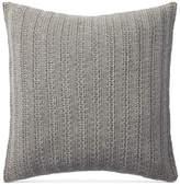 "Lauren Ralph Lauren Graydon Melange Knit 18"" Square Decorative Pillow Bedding"
