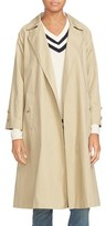 Frame Women's Cotton Trench Coat