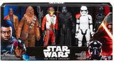 Star Wars NEW Episode VII Hero Series 6-Figure Pack