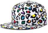 King Star Women Leopard Adjustable Flat Unisex Snapback Hip Hop Hat Baseball Cap