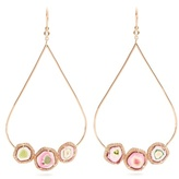 Jacquie Aiche Diamond, tourmaline & rose-gold earrings