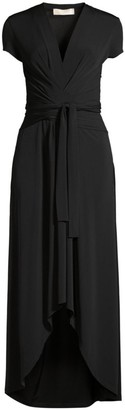 MICHAEL Michael Kors V-Neck Wrap Dress