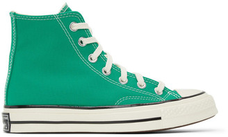 Converse Green Chuck 70 High Sneakers