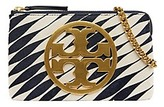 Tory Burch Charlie Calf Hair Mini Chain Bag