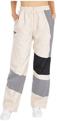 Reebok Classics Vector Track Pants (Buff) Women's Casual Pants