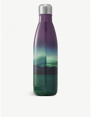 Swell BBC Earth Northern Lights stainless steel water bottle 500ml