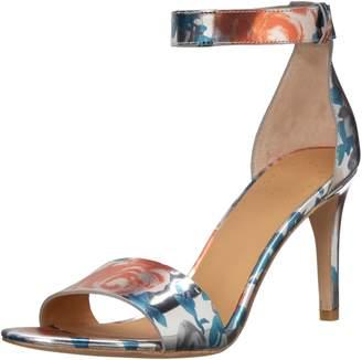 Marc by Marc Jacobs Women's Ankle-Strap Floral Dress Sandal