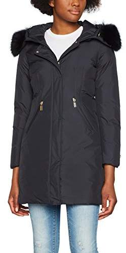 Geospirit Women's Coney Fur Sports Jacket,UK
