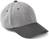 Gap Two-tone wool baseball hat