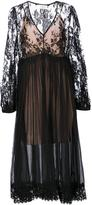 Zimmermann sheer lace dress