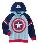 Gymboree Captain America Hoodie