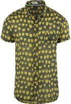 The Critical Slide Society Katz Shirt - Short-Sleeve - Men's Tinsel M