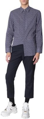 Maison Margiela Concealed Button Shirt