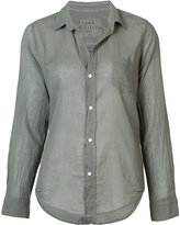 Frank And Eileen Barry fitted shirt