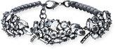 Lulu Frost Diamanda Crystal Collar Necklace