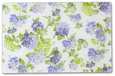 Waverly Violet Rolling Meadow Glass Cutting Board