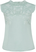 Wolfwhistle Wolf & Whistle June Embroidered Top