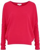 Amanda Wakeley #SheInspiresMe Hibiscus Cashmere Sweater