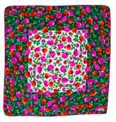 Bill Blass Floral Print Scarf