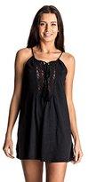 Roxy Junior's Black Water Sleeveless Dress