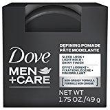 Dove Men+Care Defining Pomade, Sleek Hold 1.75 Ounce