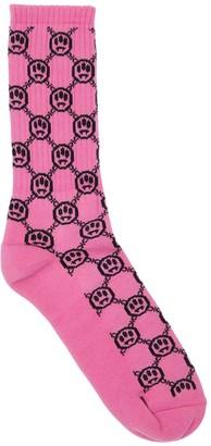 Barrow Monogram Logo Socks