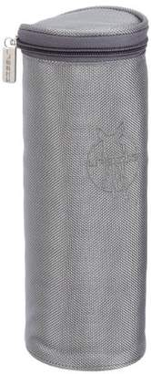 Lassig LBHS104 Classic Bottle Holder Single, Style: Solid, Color: Grey
