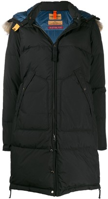 Parajumpers fur hood padded coat