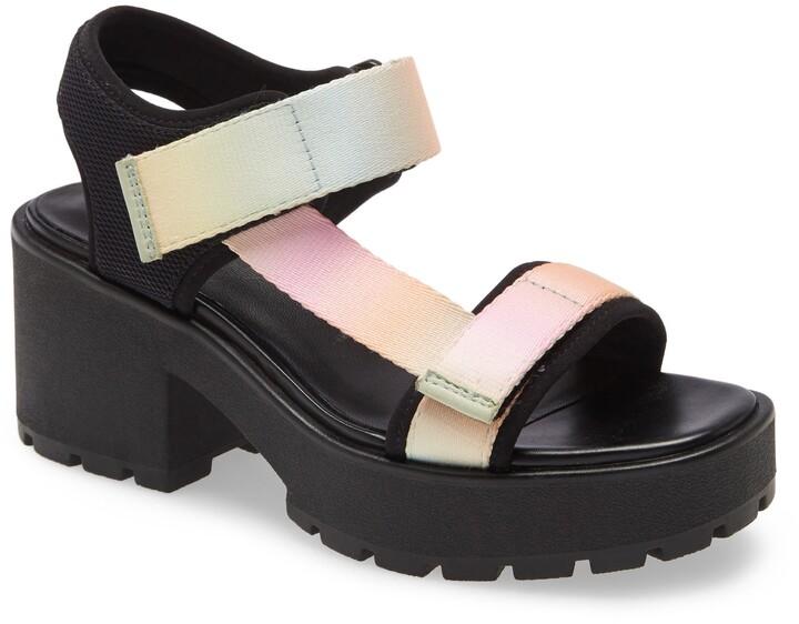 vagabond shoemakers dioon platform sandal