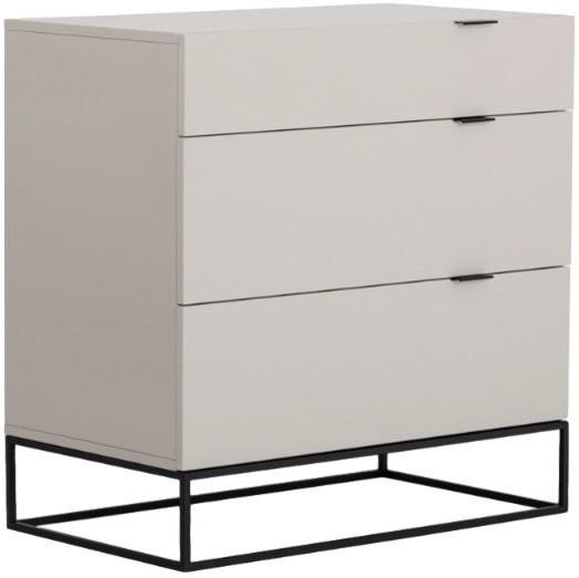 VIG Furniture Modrest Hera Modern Gray Dresser