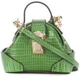 Atelier Manu crocodile-effect mini bag