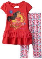 Disney Disney's Elena of Avalor Girls 4-6x Tunic & Leggings Set