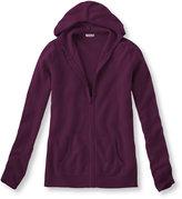 L.L. Bean Women's Classic Cashmere Sweater, Hoodie