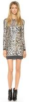 Derek Lam 10 Crosby Sequin Dress