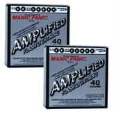 "Manic Panic Amplified Flashlightning 40 Volume Cream Developer Hair Lightening Kit ""Pack of 2"""